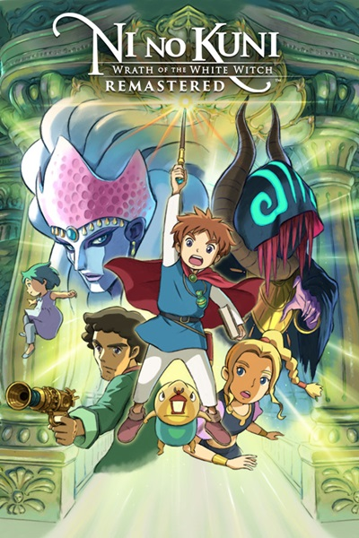 โหลดเกมส์ Ni no Kuni Wrath of the White Witch Remastered