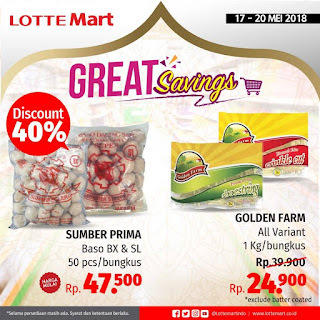 Katalog Promo Lottemart Terbaru 2018