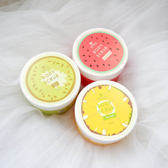 emina-body-scrub-nanas-semangka-kiwi-review