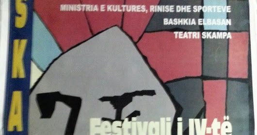 Behind the posters: Bond Street Theatre's work in the Balkans