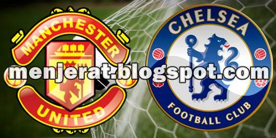 Prediksi Skor Manchester United Vs Chelsea Mei