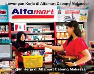 Lowongan Kerja di Alfamart Cabang Makassar