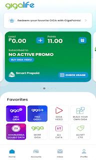 Smart Gigalife Promos