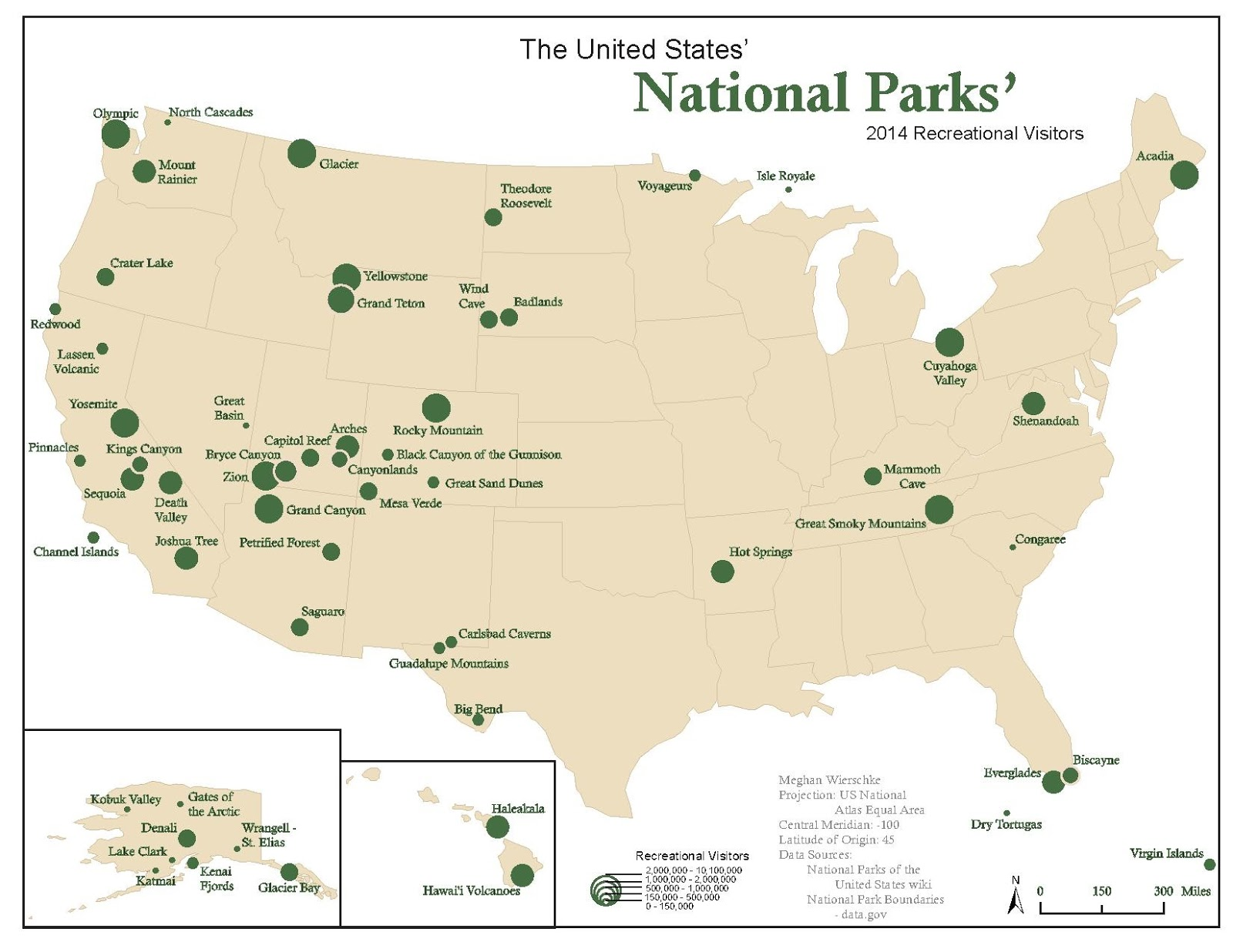 There Are National Parks And There Are National Parks And Other Similar Preserves