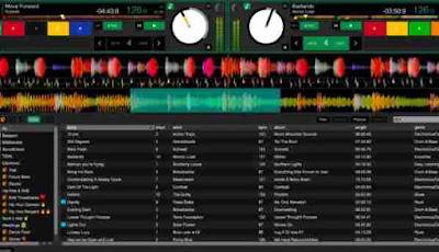 Aplikasi DJ PC serato dj lite