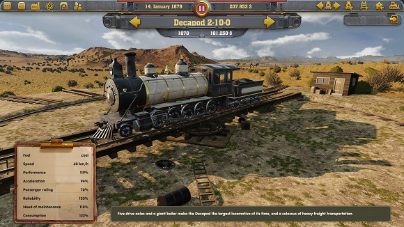 Railway Empire PC Full Version Screenshot 2