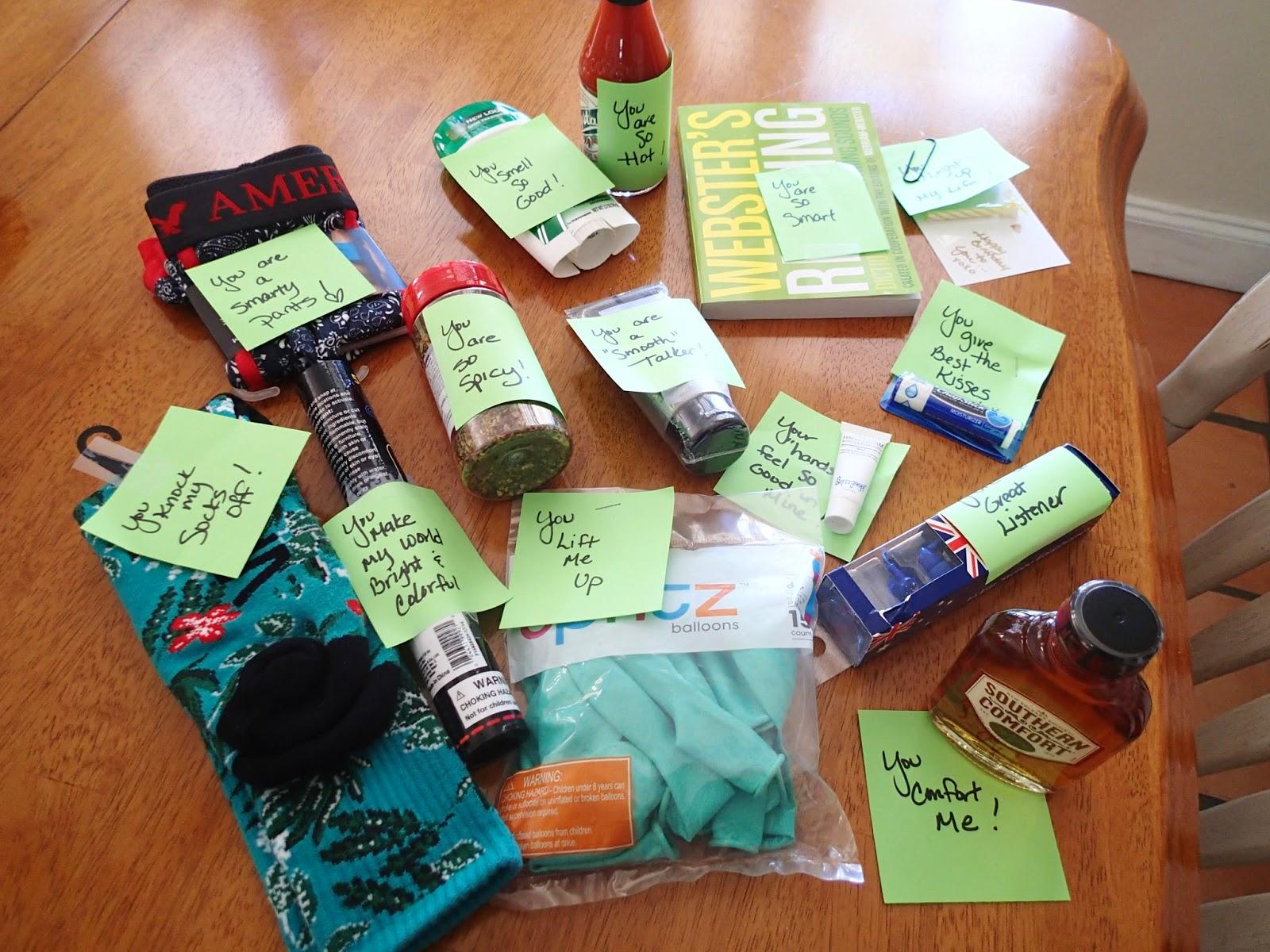 creative birthday gift ideas for husband eskayalitim