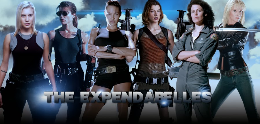 The ExpendaBelles