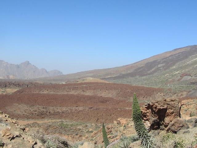 Roccia Lavica Vulcano Teide