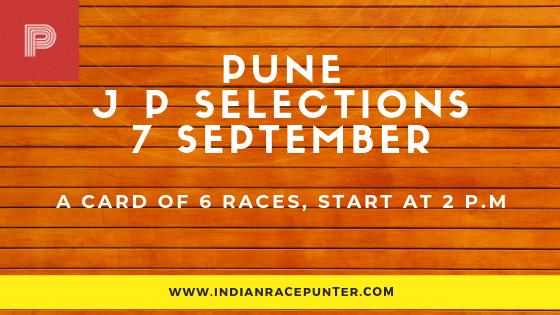 Pune Jackpot Selections 7 September