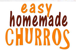 HOMEMADE CHURROS {VIDEO}