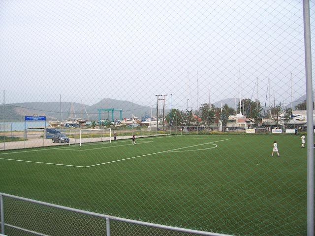 Βελτιώσεις αθλητικών εγκαταστάσεων σε γήπεδα της Αργολίδας