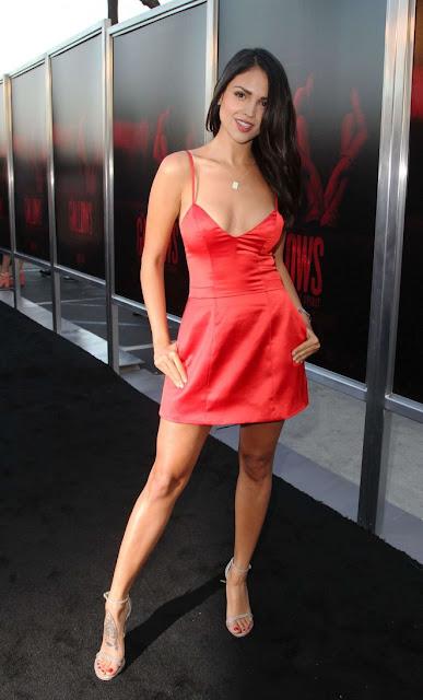 Eiza Gonzalez – 'The Gallows' Premiere in LA