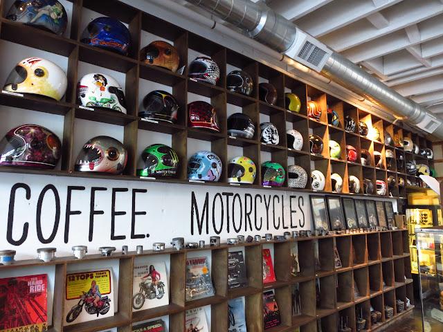 Wall O Helmets See See Portland