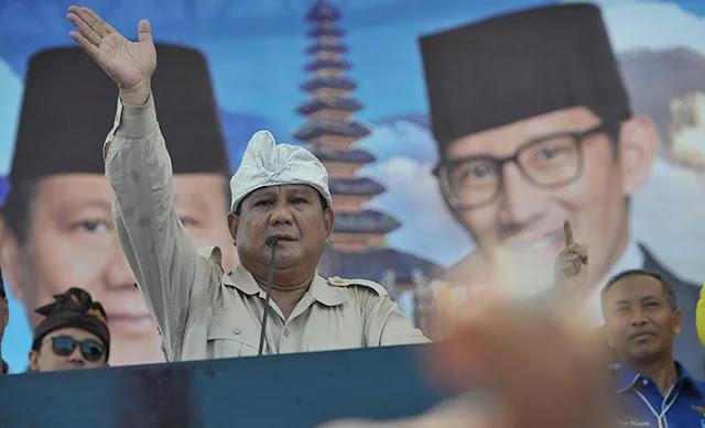 Unggul di <i>Google Trends</i>, Modal Positif Prabowo untuk Menang