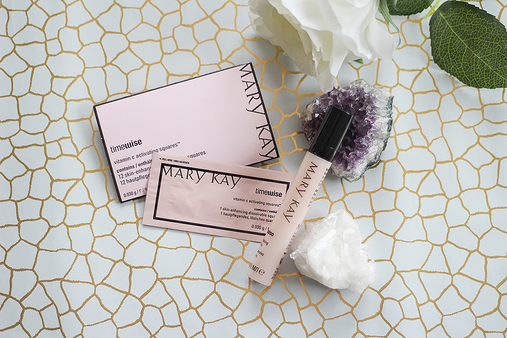 Mary Kay timewise activating squares Serum