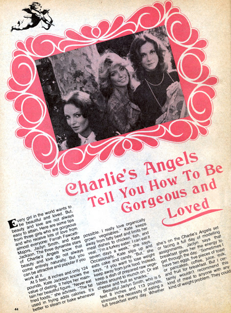 Teen magazine from 1970s
