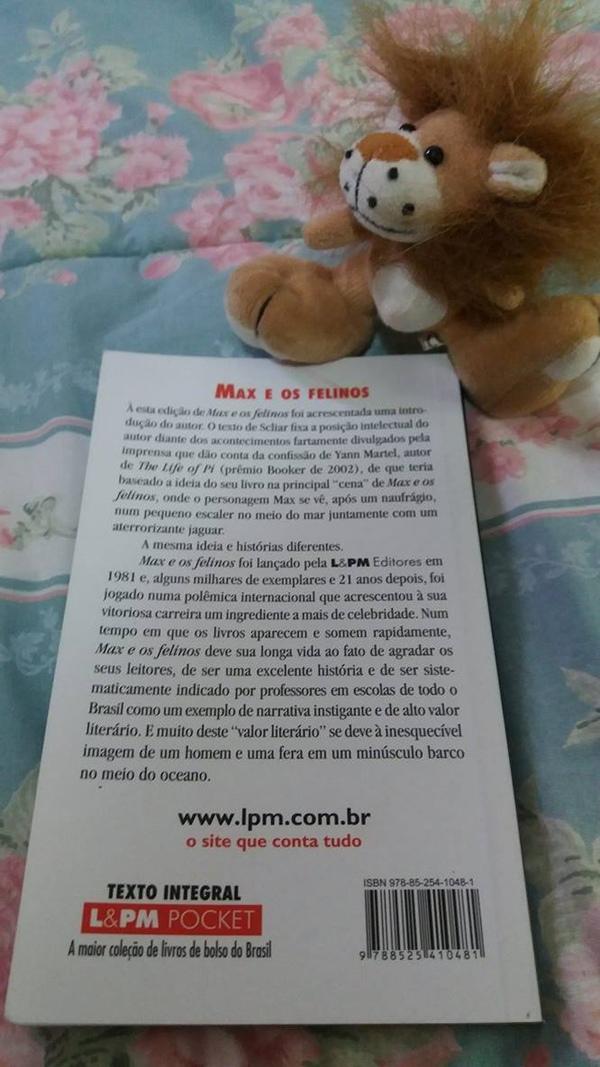 Resenha, livro, Max e os felinos, Moacyr Scliar, sinopse