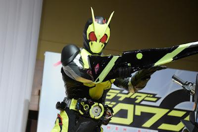 Kamen Rider Zero-One - New Stunt Suit Actor To Replace Seiji Takaiwa