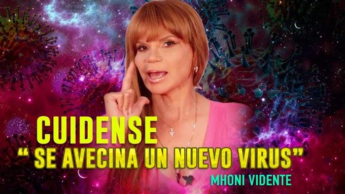 Mhoni Vidente anuncia que habrá una nueva Pandemia