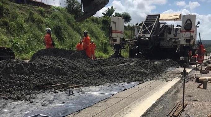 Sergipe: Obras de duplicação na BR-101 é prioridade do governo Bolsonaro