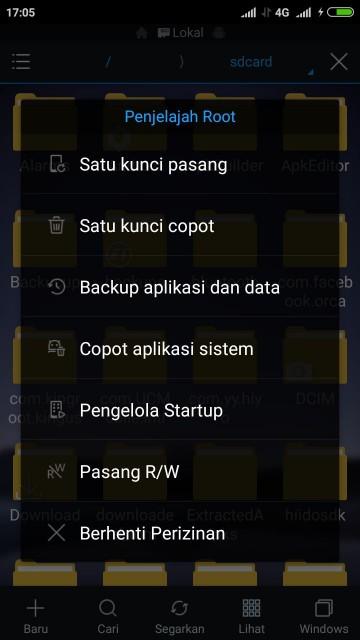 NGEBUTZ MOD, Tweak terbaik untuk hp android karya anak bangsa