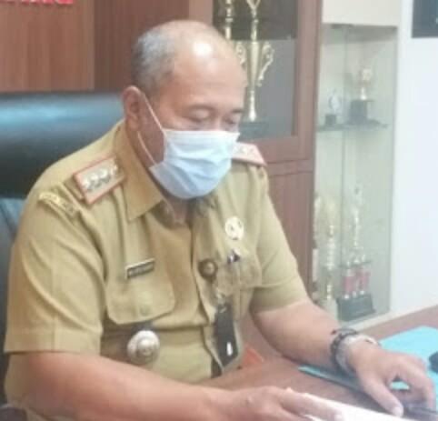 Operasi Yustisi Masker ,Muspika Patrang Himbau Tidak Timbulnya Klaster Baru.
