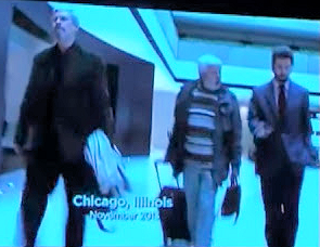BeWitness, Dew's clip of the Nov. 2013 meeting in Chicago