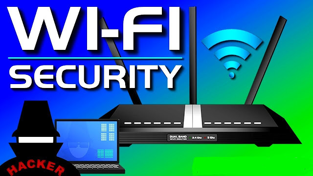 WiFi (Wireless) Password Security - WEP, WPA, WPA2, WPS Explained