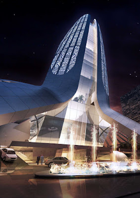 Namaste Tower