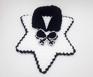 Siyah beyaz renk lif modeli | Fiyonklu lif takımı