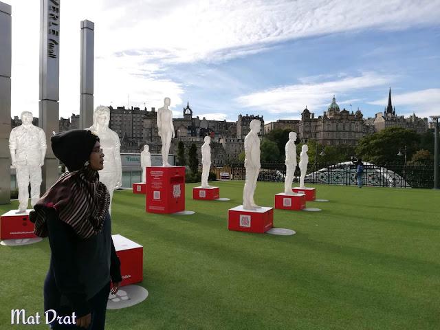 Tempat Menarik di Edinburgh Scotland
