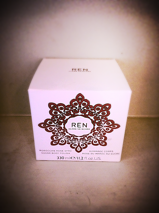 REN MOROCCAN ROSE OTTO SUGAR BODY POLISH