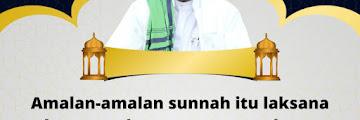 Jangan Remehkan Amalan Sunnah