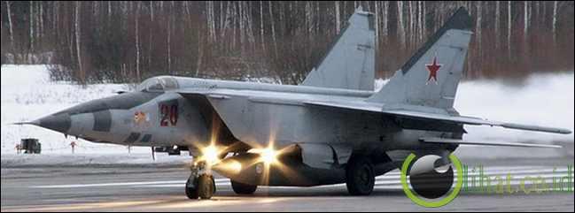 MiG-25R Foxbat-B – Mach 3.2