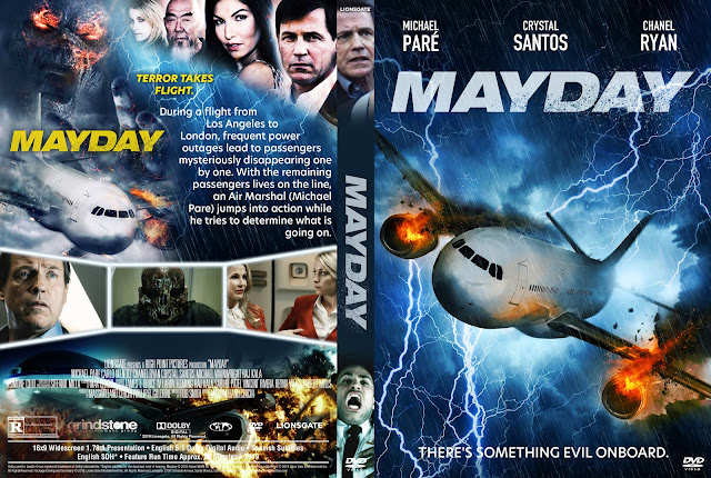 Mayday DVD Cover