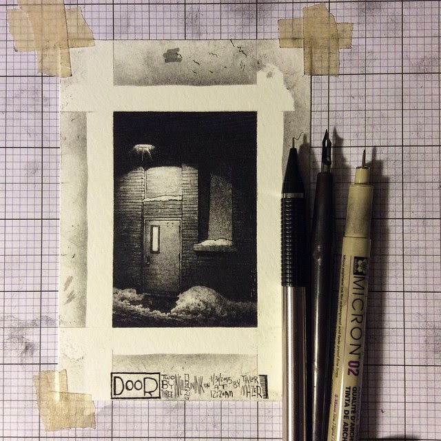 11-Taylor-Mazerhas-Miniature-Pencil-and-Ink-Drawings-with-a-lot-of-Detail-www-designstack-co