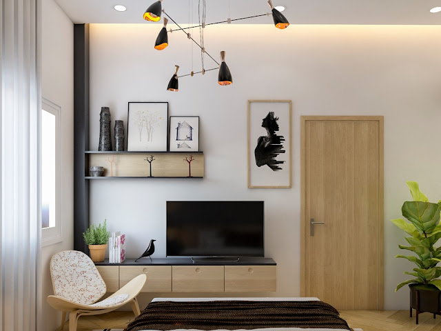 2040 Interior Bedroom Sketchup Model By Quoc Vi Phan Phan Free Download Google Drive Ridhopedia