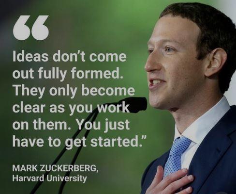 Inspirational Quotes: Mark Zuckerberg Wife,Family,Childrens