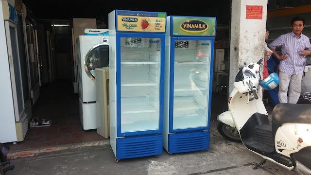 Sửa chửa tủ mát 200 lít, 300 lít, 400 lít