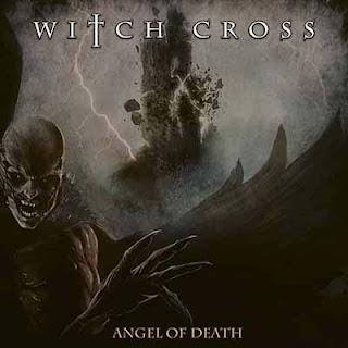 """Ο δίσκος των Witch Cross """"Angel of Death"""""""