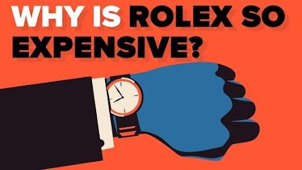 Warum kosten Rolex Uhren eigentlich so viel? Ein unterhaltsames Video hat die Antwort