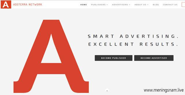 توضيح هام حول موقع adsterra للاعلانات