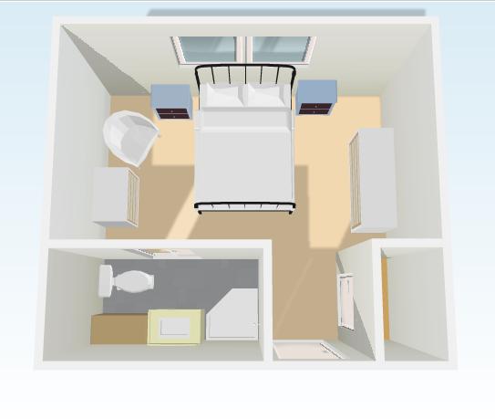 Single Room Design House – Idea Home And House