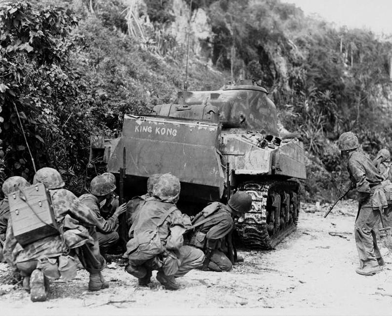 BATALLA DE SAIPÁN, ISLAS MARIANAS, '44. (1ª PARTE) - WW2 en Imágenes - Blog  Segunda Guerra Mundial