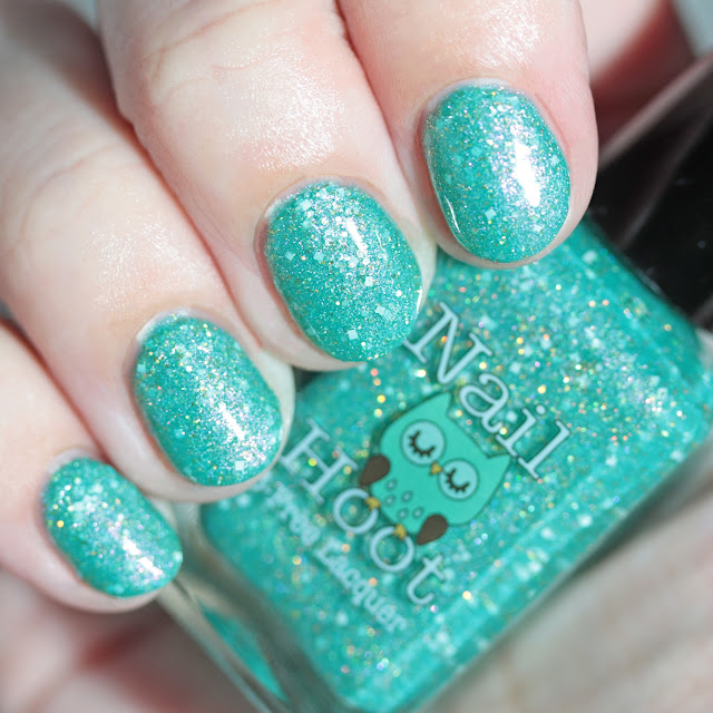 Nail Hoot Indie Lacquers Flatten the Curve