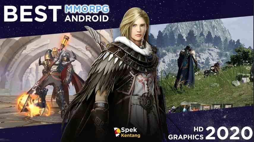 5 Game MMORPG Terbaik Android 2020 HD Graphic