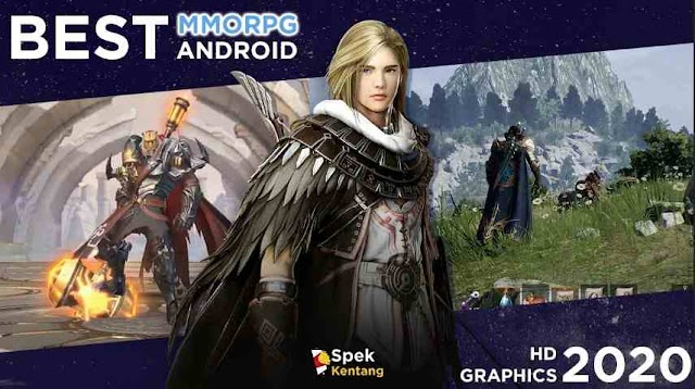 5 Game MMORPG Terbaik di Android 2020 Grafik HD