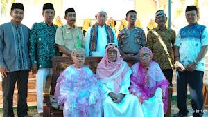 Jamaah Haji Selayar Yang Ikut Kloter 66 Surabaya Tiba di Bonerate