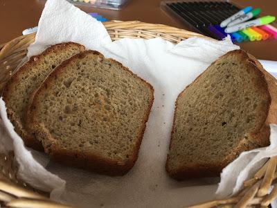 white bread toast